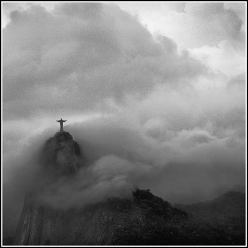 Christus-berg-Brasilië